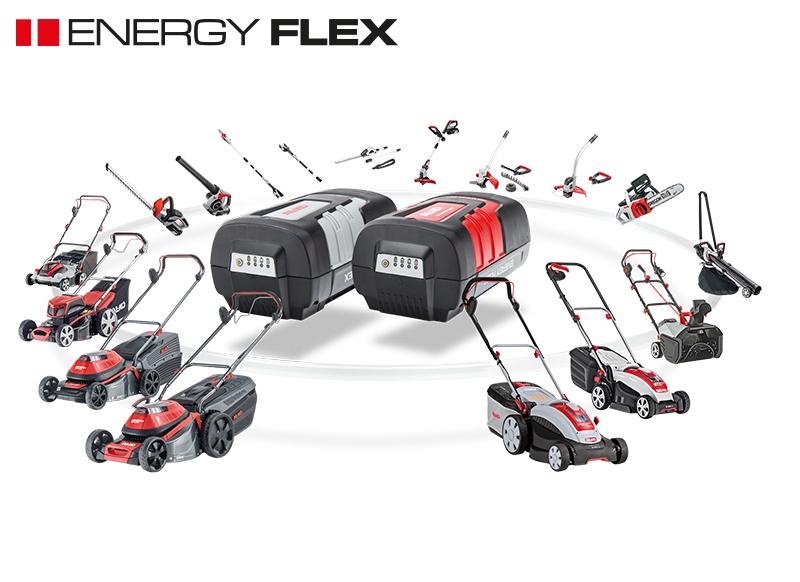 Akku Gartengeräte | AL-KO Energy Flex Sortimentsauswahl