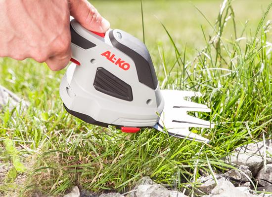 AL-KO Heckenscheren Vorteile | 2 in 1 Gras- und Strauchschere
