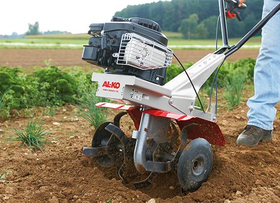 Motorhacken | AL-KO Hackmesser für feinkrümeligen Boden