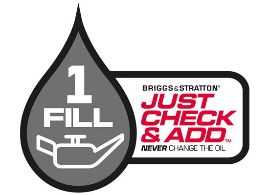 Rasenmäher | AL-KO Nie wieder Ölwechsel bei ausgewählten Briggs & Stratton Motoren
