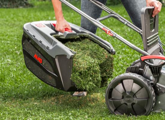 Rasenmäher | AL-KO MaxAirflow Technology optimale Grasaufnahme