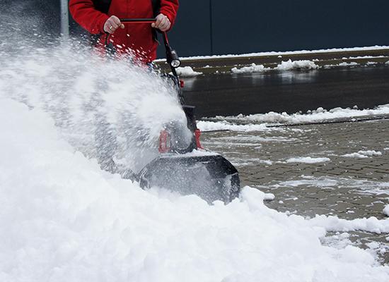 Schneefräsen | AL-KO Sauber geräumt