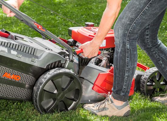 Rasenmäher | AL-KO Einfache Schnitthöhenverstellung