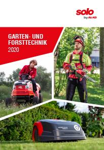 Katalog | solo by AL-KO Technika ogrodowa i leśna 2020