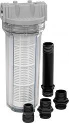 Filtr wstępny do przydomowych instalacji zasilania w wodę 250/1''