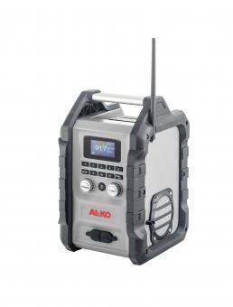 Akumulatorowe radio budowlane AL-KO WR 2000