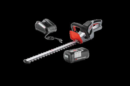 Akumulatorowe nożyce do żywopłotu HT 4055 - zestaw