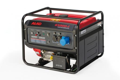 Agregat prądotwórczy AL-KO 6500 C